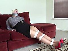 Vicious Vamp Tied
