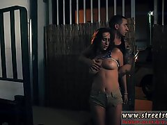Left behind at a building soiree in a bad - Ashley Adams