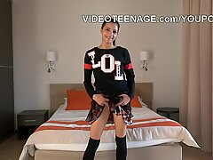 real teens do porn casting audition