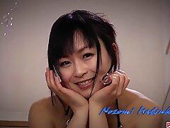 Nozomi Hatsuki Sucks Two Guys And Gets A Facial - More at Pissjp.com