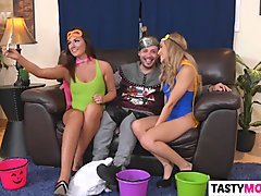 Witch Mom Cory Chase Seducing stepdaughters BF