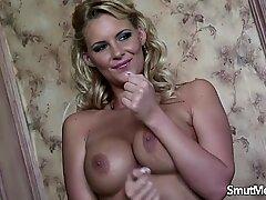 Super hot Phoenix Marie fucks and cum in mouth