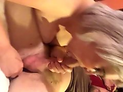 BJ and ass play